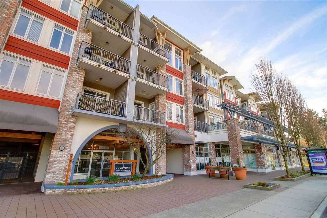 "Main Photo: 219 12350 HARRIS Road in Pitt Meadows: Mid Meadows Condo for sale in ""KEYSTONE"" : MLS®# R2247443"