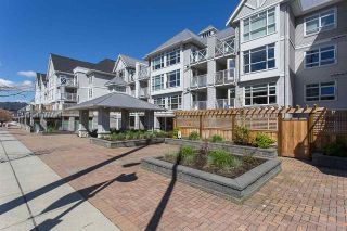 """Photo 1: 422 3122 ST JOHNS Street in Port Moody: Port Moody Centre Condo for sale in """"SONRISA"""" : MLS®# R2159286"""