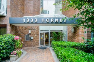 """Photo 2: 601 1333 HORNBY Street in Vancouver: Downtown VW Condo for sale in """"Anchor Point"""" (Vancouver West)  : MLS®# R2603899"""