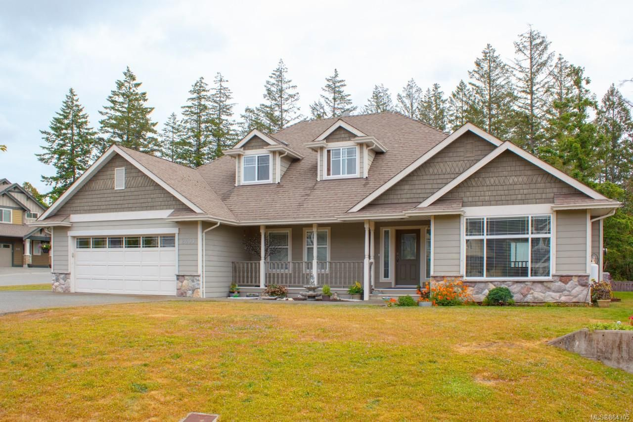 Main Photo: 2499 Prospector Way in : La Florence Lake House for sale (Langford)  : MLS®# 864305