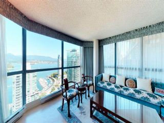 """Photo 2: 1903 1415 W GEORGIA Street in Vancouver: Coal Harbour Condo for sale in """"PALAIS GEORGIA"""" (Vancouver West)  : MLS®# R2589840"""