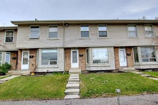 Main Photo: 99 123 Queensland Drive in Calgary: Queensland Row/Townhouse for sale : MLS®# A1109743