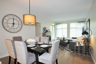 "Photo 2: 203 201 MORRISSEY Road in Port Moody: Port Moody Centre Condo for sale in ""LIBRA"" : MLS®# R2065703"