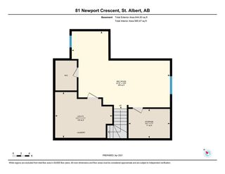 Photo 43: 81 Newport Crescent: St. Albert House for sale : MLS®# E4240996