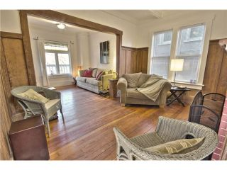 Photo 4: 3584 MARSHALL ST in Vancouver: Grandview VE House for sale (Vancouver East)  : MLS®# V1012094