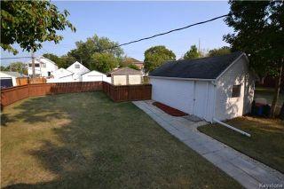 Photo 19: 313 Hampton Street in Winnipeg: St James Residential for sale (5E)  : MLS®# 1724191