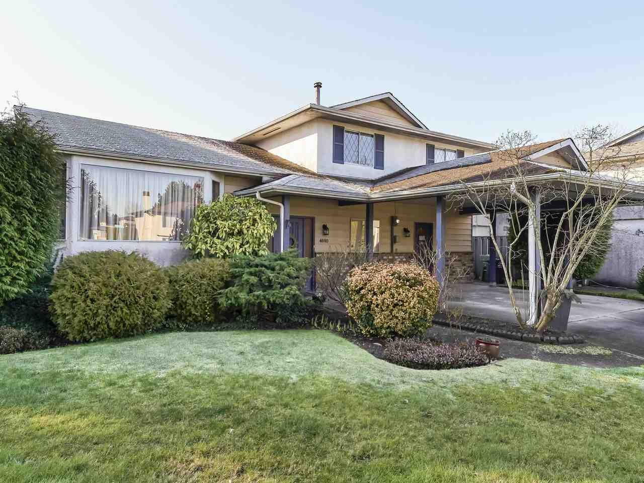 Photo 3: Photos: 4880 FORTUNE AVENUE in Richmond: Steveston North House for sale : MLS®# R2435063