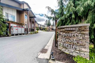 """Photo 3: 13 23986 104 Avenue in Maple Ridge: Albion Townhouse for sale in """"SPENCER BROOK ESTATES"""" : MLS®# R2361295"""