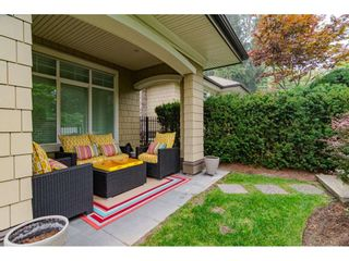 """Photo 33: 108 21707 88TH Avenue in Langley: Walnut Grove Townhouse for sale in """"Woodcroft"""" : MLS®# R2497274"""