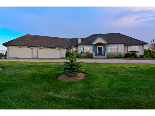 Main Photo: 234 CHURCH RANCHES Way in Rural Rockyview County: Rural Rocky View MD House for sale : MLS®# C4016566