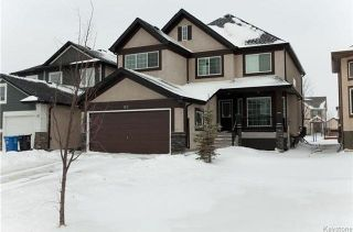 Photo 2: 90 Buckley Trow Bay in Winnipeg: River Park South Residential for sale (2F)  : MLS®# 1800955