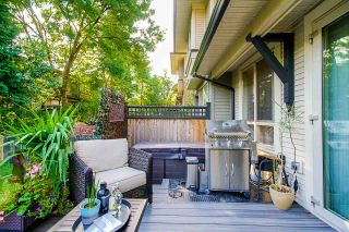 """Photo 38: 49 100 KLAHANIE Drive in Port Moody: Port Moody Centre Townhouse for sale in """"INDIGO"""" : MLS®# R2495389"""