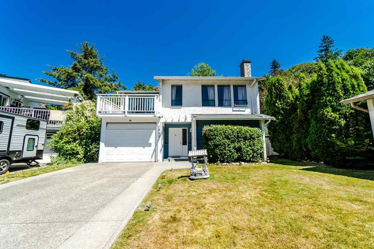 """Main Photo: 1885 BEEDIE Place in Coquitlam: River Springs House for sale in """"RIVER SPRINGS"""" : MLS®# R2334237"""