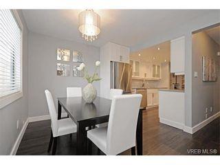 Photo 1: 6 3235 Alder St in VICTORIA: SE Quadra Row/Townhouse for sale (Saanich East)  : MLS®# 750435