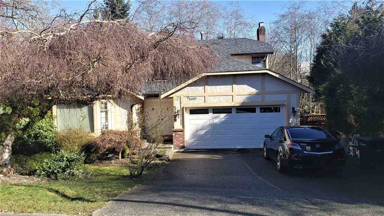 5459 Braelawn Drive in Parkcrest neighbourhood of Burnaby is close to amenities, transit and schools. This home backs onto a quiet and private ravine (Beecher Creek).