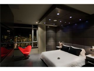 "Photo 7: # 3801 1199 MARINASIDE CR in Vancouver: Yaletown Condo for sale in ""AQUARIUS"" (Vancouver West)  : MLS®# V920696"