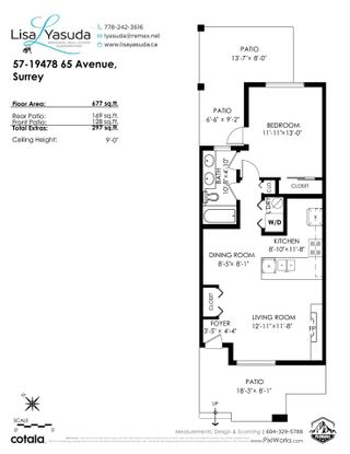 """Photo 22: 57 19478 65 Avenue in Surrey: Clayton Condo for sale in """"Sunset Grove"""" (Cloverdale)  : MLS®# R2568933"""