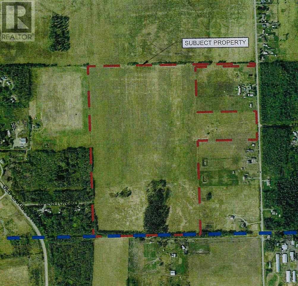 Main Photo: 4257 S BLACKBURN ROAD in Prince George: Vacant Land for sale : MLS®# R2551021