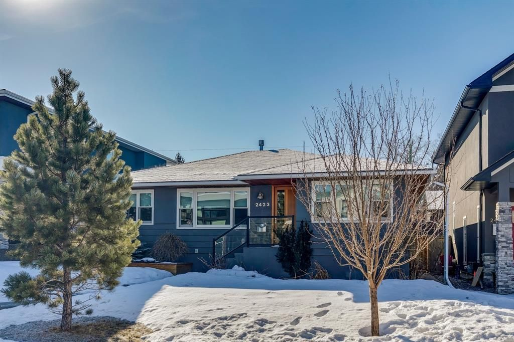 Main Photo: 2423 28 Avenue SW in Calgary: Richmond Detached for sale : MLS®# A1079236