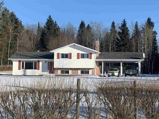 Photo 1: 3880 NAISMITH Crescent in Prince George: Buckhorn House for sale (PG Rural South (Zone 78))  : MLS®# R2533277