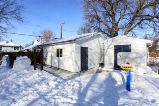 Photo 32: 125 Ashland Avenue in Winnipeg: Riverview Residential for sale (1A)  : MLS®# 202102612