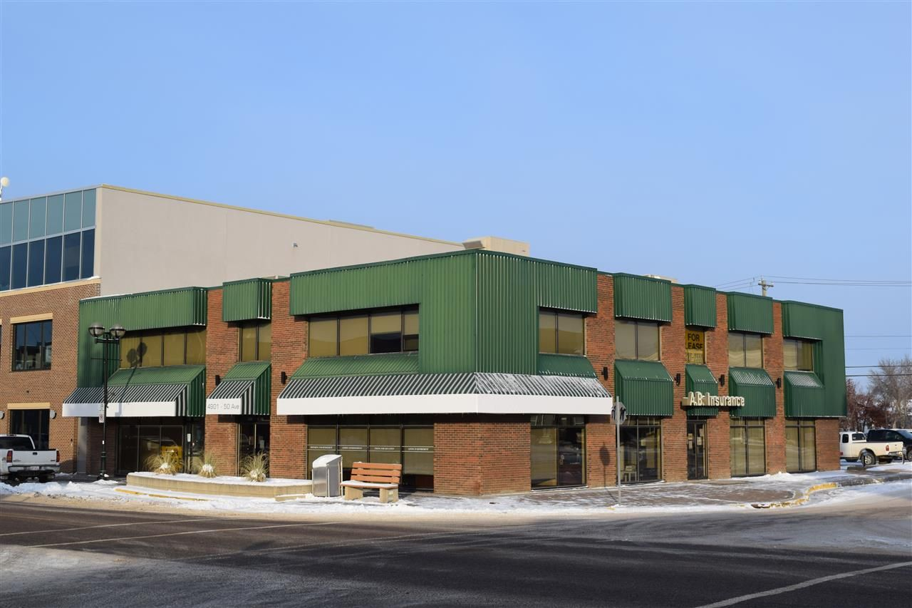 Main Photo: 4901 50 Avenue in Bonnyville Town: Bonnyville Office for sale or lease : MLS®# E4220859