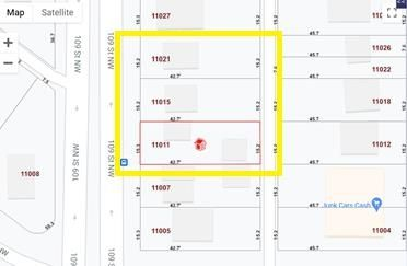 Main Photo: 11011/15/21 109 Street in Edmonton: Zone 08 Land Commercial for sale : MLS®# E4257529