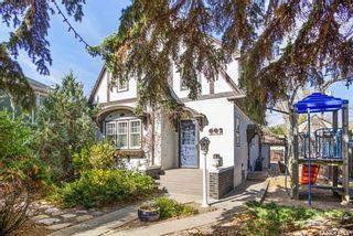 Photo 2: 602 Queen Street in Saskatoon: City Park Residential for sale : MLS®# SK873923