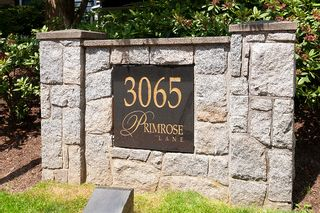 "Photo 2: 406 3065 PRIMROSE Lane in Coquitlam: North Coquitlam Condo for sale in ""LAKESIDE TERRACE"" : MLS®# R2381965"