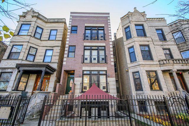 Main Photo: 2851 Shakespeare Avenue Unit 3 in CHICAGO: CHI - Logan Square Condo, Co-op, Townhome for sale ()  : MLS®# 09090303