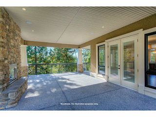 Photo 18: 2030 RIDGE MOUNTAIN Drive: Anmore Land for sale (Port Moody)  : MLS®# V1117326