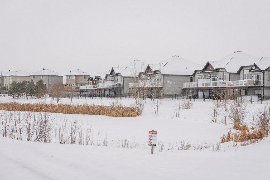 Photo 3: Photos: 41 8602 SOUTHFORT Boulevard: Fort Saskatchewan House Half Duplex for sale : MLS®# E4226387