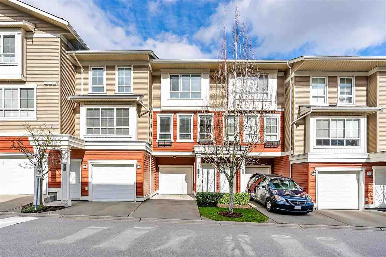 """Main Photo: 118 19505 68A Avenue in Surrey: Clayton Townhouse for sale in """"Clayton Rise"""" (Cloverdale)  : MLS®# R2437952"""