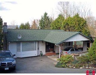 "Photo 1: 13543 CRESTVIEW Drive in Surrey: Bolivar Heights House for sale in ""BOLIVAR HEIGHTS"" (North Surrey)  : MLS®# F2909638"