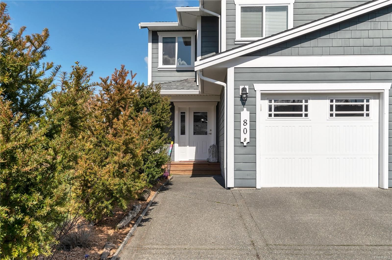 Main Photo: B 80 Carolina Dr in : CR Campbell River South Half Duplex for sale (Campbell River)  : MLS®# 869362