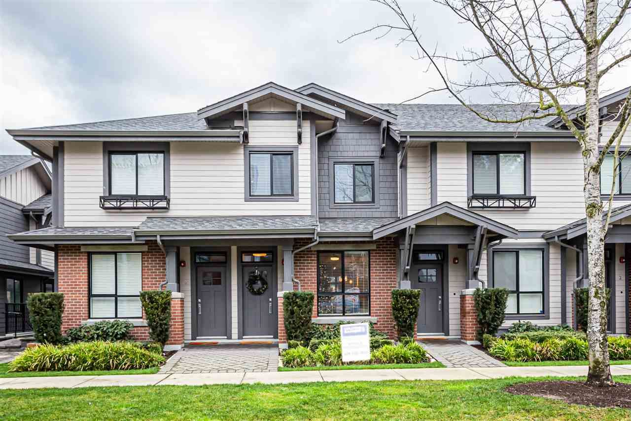 """Main Photo: 4 2988 151 Street in Surrey: Sunnyside Park Surrey Townhouse for sale in """"SouthPoint Walk"""" (South Surrey White Rock)  : MLS®# R2425343"""