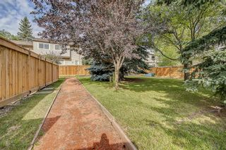 Photo 39: 71 5625 Silverdale Drive NW in Calgary: Silver Springs Row/Townhouse for sale : MLS®# A1142197
