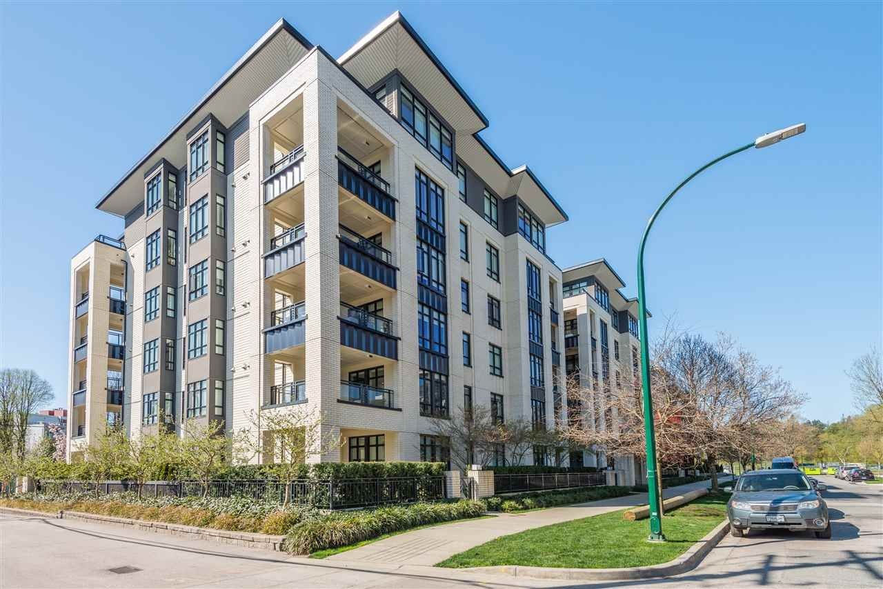 """Main Photo: 103 168 E 35TH Avenue in Vancouver: Main Townhouse for sale in """"JAMES WALK"""" (Vancouver East)  : MLS®# R2568712"""