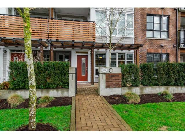 """Main Photo: 105 23215 BILLY BROWN Road in Langley: Fort Langley Condo for sale in """"WATERFRONT"""" : MLS®# F1432338"""