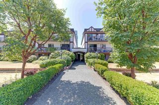 """Photo 1: 107 131 W 4TH Street in North Vancouver: Lower Lonsdale Condo for sale in """"Nottingham Place"""" : MLS®# R2605693"""
