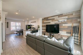 Photo 2: 182 Silverado Boulevard SW in Calgary: Silverado Row/Townhouse for sale : MLS®# A1102908