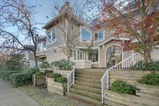 """Photo 18: C1 1100 W 6TH Avenue in Vancouver: Fairview VW Townhouse for sale in """"Fairview Place"""" (Vancouver West)  : MLS®# R2141815"""