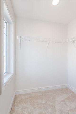 Photo 25: 3015 166 Street in Edmonton: Zone 56 House for sale : MLS®# E4261618