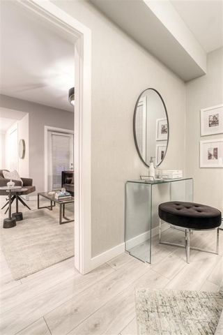 Photo 24: 417 383 Smith Street NW in Calgary: University District Apartment for sale : MLS®# A1145534