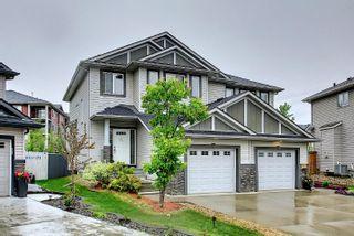 Photo 1:  in Edmonton: Zone 55 House Half Duplex for sale : MLS®# E4249067