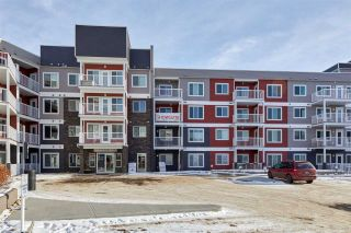 Main Photo: 330 1818 RUTHERFORD Road in Edmonton: Zone 55 Condo for sale : MLS®# E4229639