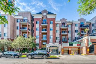 Photo 1: 400 881 15 Avenue SW in Calgary: Beltline Apartment for sale : MLS®# A1125479