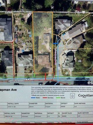 "Main Photo: 551 CHAPMAN Avenue in Coquitlam: Coquitlam West House for sale in ""Coquitlam West"" : MLS®# R2617851"