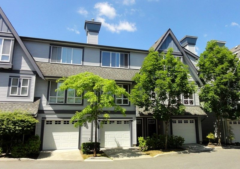 """Main Photo: 13 16388 85TH Avenue in Surrey: Fleetwood Tynehead Townhouse for sale in """"Camelot"""" : MLS®# F1444386"""