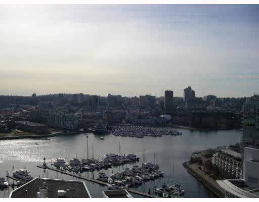 Main Photo: # 2308 193 AQUARIUS MEWS BB in Vancouver: Yaletown Condo for sale ()  : MLS®# V986324